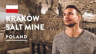 Download MUST VISIT! Krakow Salt Mines - Wieliczka Salt Mine Tour | Poland Travel Vlog 2018 Video