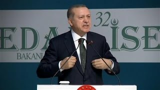 Download Turkey's Erdogan Dismisses EU Membership Vote Video