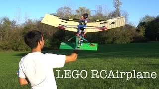 Download RC Flying Lego Airplane Video