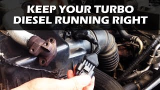 Download How to fix EGR Soot Buildup in a Turbo Diesel Video