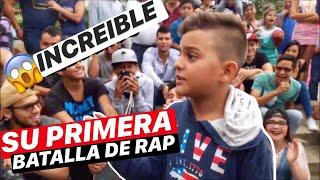 Download INCREIBLE NIÑO DE 11 AÑOS EN SU PRIMERA BATALLA DE RAP|| SKILLS MIC™ Video