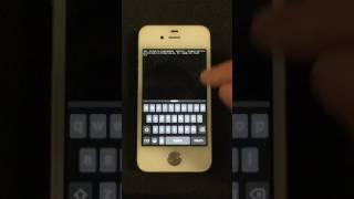 Download iOS 9.3.* arm32 Jailbreak By Min(Spark) Zheng Video