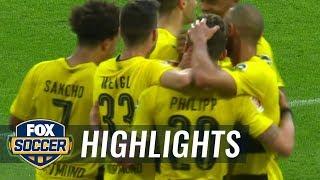 Download Borussia Dortmund vs. Bayer Leverkusen | 2017-18 Bundesliga Highlights Video