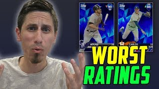 Download WORST RATINGS IN MLB THE SHOW 18 Video