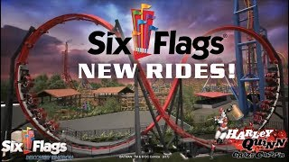Download New for Six Flags in 2018 - OFFICIAL ANNOUNCEMENT VIDEO Video