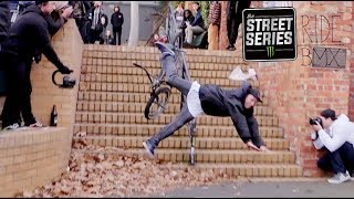 Download BMX IN THE STREETS OF MELBOURNE AUSTRALIA - THE STREET SERIES 2017 Video
