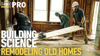 Download Building Science: Remodeling Old Homes Video