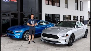 Download What are the BEST options for a 2019 Ford Mustang EcoBoost? Video