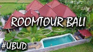 Download Bali Airbnb Luxus Unterkunft in Ubud - günstig und luxuriös - Airbnb Roomtour | #56 Video