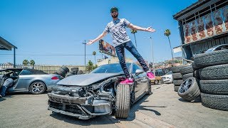 Download Revealing the NEW PROJECT CAR!!! Video