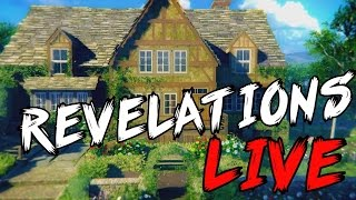 Download Black Ops 3: Zombies: 'REVELATIONS' First Live Attempt! Video