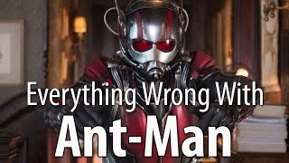 Download Everything Wrong With Ant-Man In 19 Minutes Or Less Video
