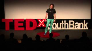 Download Should men be vulnerable? | Liam Casey | TEDxSouthBank Video
