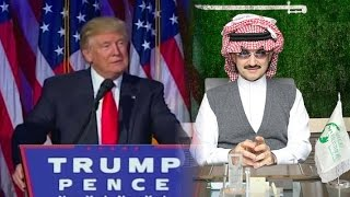 "Download Trump's reply to Saudi prince shows ""America made right choice"" Video"