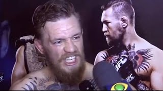 Download Conor McGregor OWNS Reporters Video