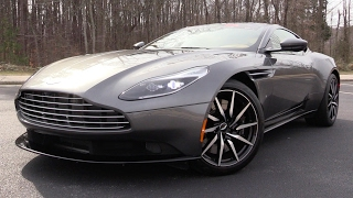 Download 2017 Aston Martin DB11: Road Test & In Depth Review Video