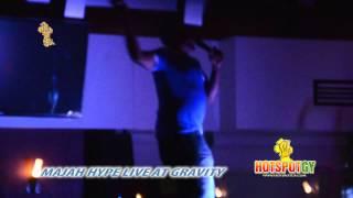 Download Majah Hype Live at Gravity Lounge (Georgetown, Guyana) Video