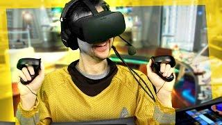 Download STAR TREK VR | Star Trek Bridge Crew Video