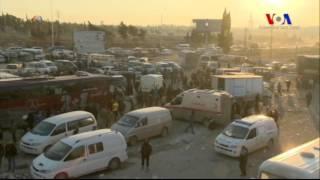 Download Halep'te Tahliyeler Yeniden Başladı Video