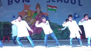 Download kahte hai humko pyar se india wale song performance by BVN School, patna, bihar Video