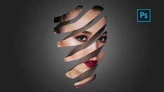 Download Face Peel Effect | Photoshop Tutorial Video