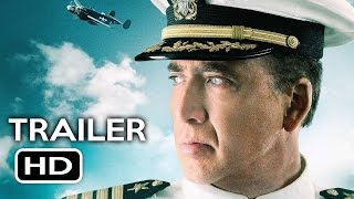 Download USS Indianapolis: Men of Courage Official Trailer #1 (2016) Nicolas Cage Action Movie HD Video
