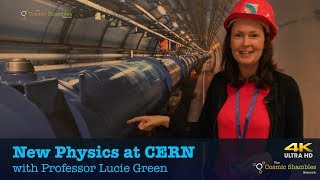 Download New Physics at CERN - with Professor Lucie Green Video