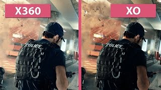 Download Battlefield Hardline – Xbox 360 vs. Xbox One Graphics Comparison [60fps][FullHD] Video