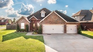 Download 3092 Napa Lane, Springdale, Arkansas - Real Estate For Sale Video