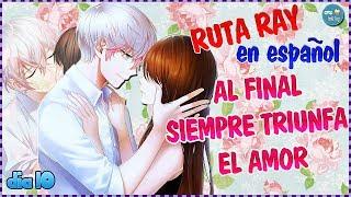 Download Al final siempre triunfa el amor - Dia 10 Ruta Saeran ♥ Mystic Messenger en ESPAÑOL Video