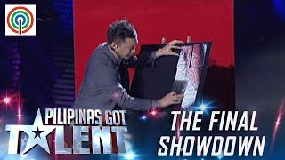 Download Pilipinas Got Talent Season 5 Live Finale: Ody Sto. Domingo - Close Up Magician Video