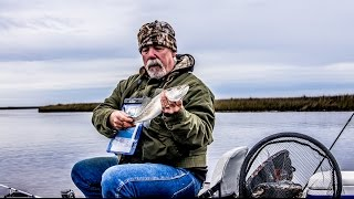 Download Kayak Fishing & Fish Recipe ~ Graveline Bayou, Ocean Springs, Mississippi Video