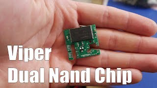 Download New ModChip Viper Dual Nand Chip For Xbox 360 Video