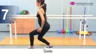 Download Ejercicios para personas mayores. Equilibrio estático (Telegerontología®) Video