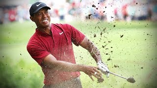 Download See every shot of Tiger Woods' final-round 64 in the 2018 PGA Championship Video