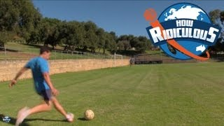 Download Football (Soccer) Trick Shots - How Ridiculous Video