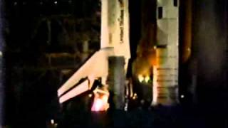 Download Space Shuttle Challenger Night Launch 1983 Video