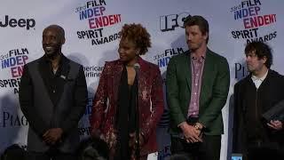 Download Dee Rees, Garrett Hedlund and ″Mudbound″ Cast & Crew - Full Backstage Interview Video