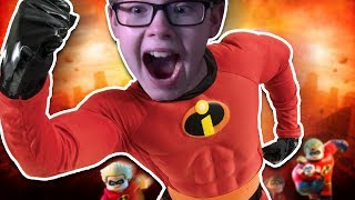 Download Lets play Lego THE INCREDIBLES! Video