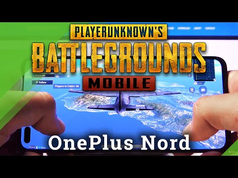 PUBG Mobile on OnePlus Nord - Gaming Quality Test