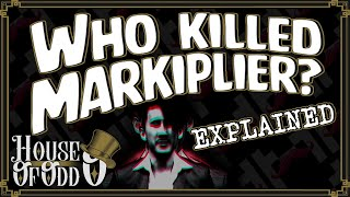 Download Who Killed Markiplier? EXPLAINED   House of Odd - Ep.1 Video