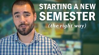 Download How to Start a New Semester or School Year the Right Way - College Info Geek Video