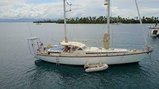 Download Aquarius Boat tour - AMEL Super Maramu 2000 / Sailing Aquarius #21 Video