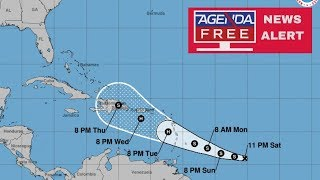 Download Tropical Storm Dorian Poses Hurricane Threat - LIVE COVERAGE Video