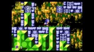 Sonic CD Music - Palmtree Panic (Past) [JP/EU] (SNES
