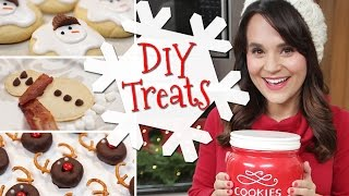 Download DIY Holiday Treats Video