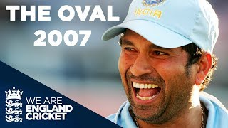 Download Final Over Drama At The Oval | England v India 2007 - Highlights Video