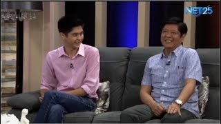 Download I Call My Father ″Paps″ - Simon Marcos To His Father Mr. Bongbong Marcos (MOMents) Video