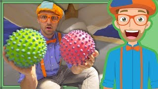 Download Blippi at a Children's Museum | Educational Learning Videos for Kids Video