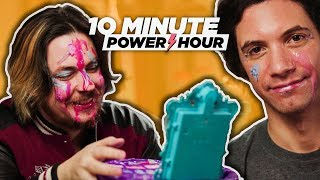 Download Magical Manic Makeup Monday - 10 Minute Power Hour Video